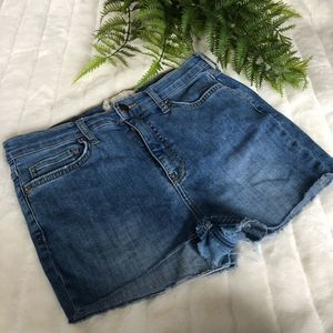 Free people High-Rise Denim Jeans